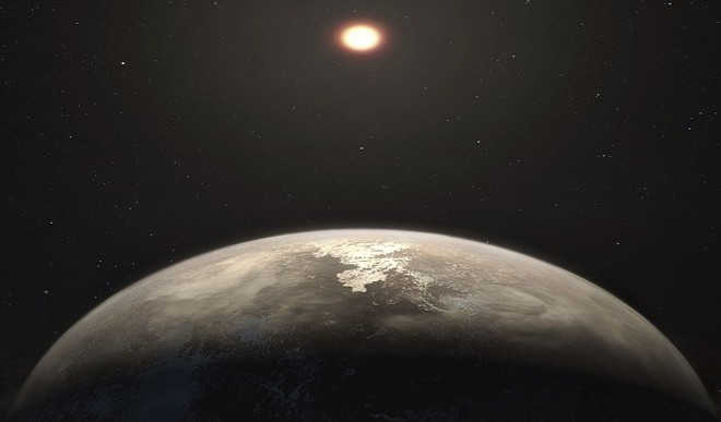 'Super Earth' That May Host Life