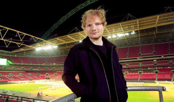 Ed Sheeran Wants To Outsell Adele