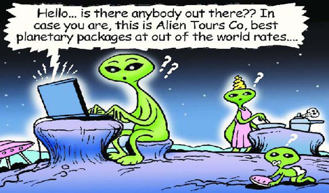 Tavisha Arora: Do You Believe In Aliens?