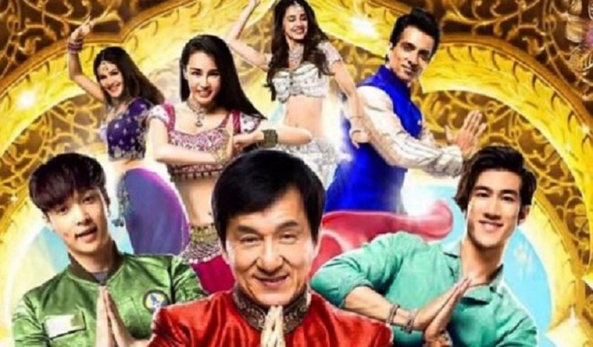 Kung Fu Yoga Movie Review