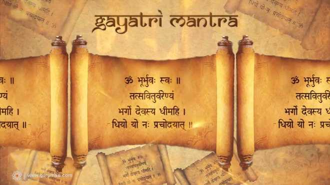 Gayatri Mantra A Prayer For Morning