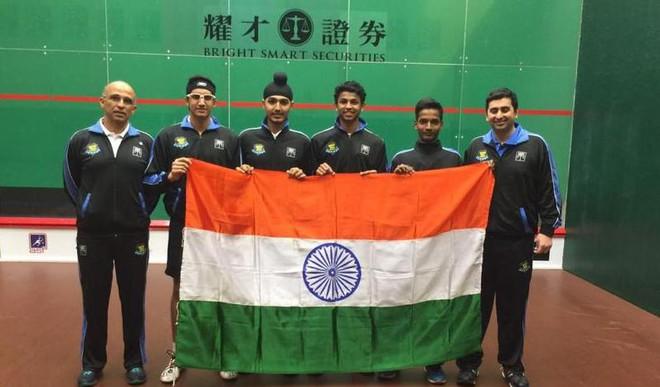 India Win Gold In Asian Junior Squash