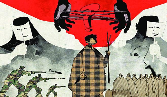 Panchami.M: Are The Borders Killing Humanity?