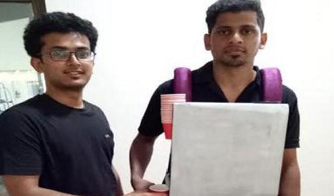 Students Develop Unique Tea Dispenser