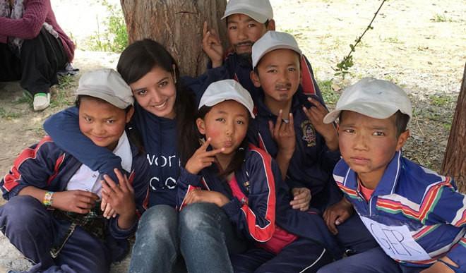 Kid Raises Rs 10L To Build Libraries