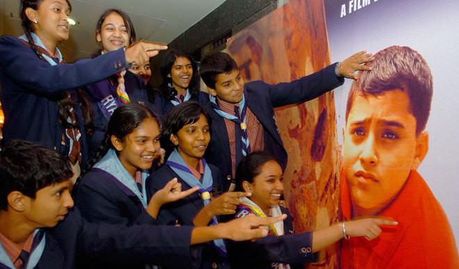 Children's Film Fest In Visakhapatnam