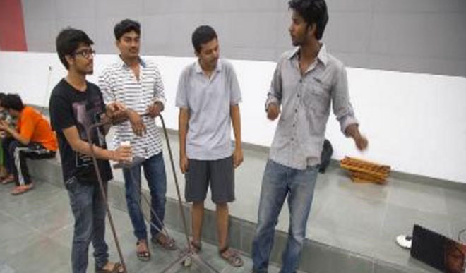 Students Develop Gadgets To Replace Labour