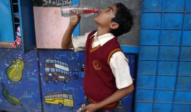 Student Develops Water Filter