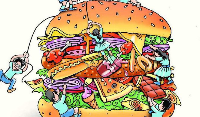 Why Your Brain Craves Unhealthy food