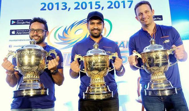 Mumbai Indians' Legend Grows