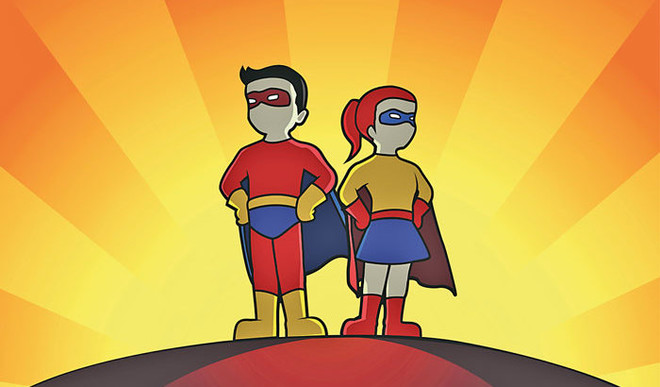 How To Be Your Own Superhero