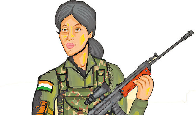 Discuss: Army To Induct Women In Military Police