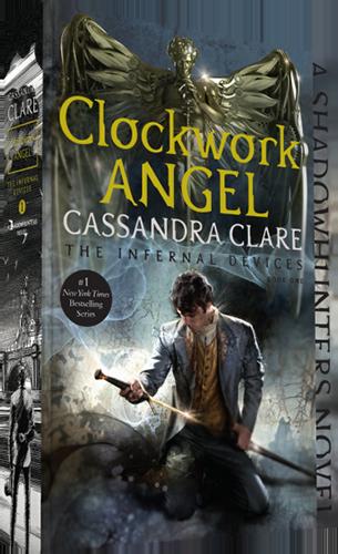 Bhavana's Review Of  'Clockwork Angel '