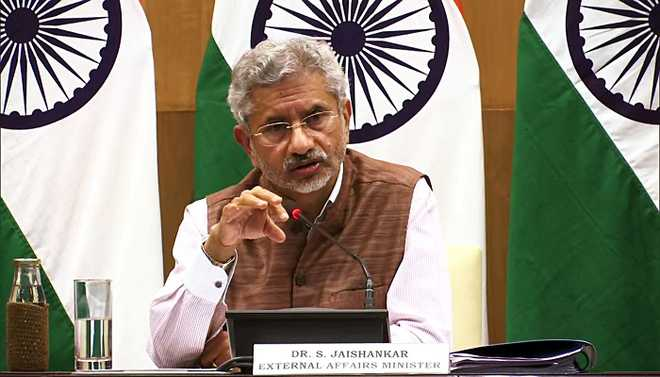 Cannot Have Terror By Night, Cricket By Day: Jaishankar