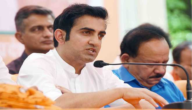 Controlling Pollution Is Important Than Hosting Cricket Match: Gautam Gambhir