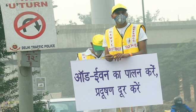 Will Odd-even 3.0 Alleviate Delhi's Pollution?