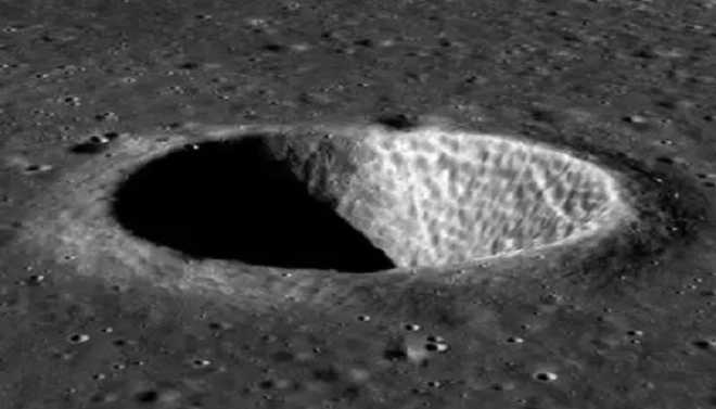 Chandrayaan-2 Sends New Pictures Of Lunar Surface