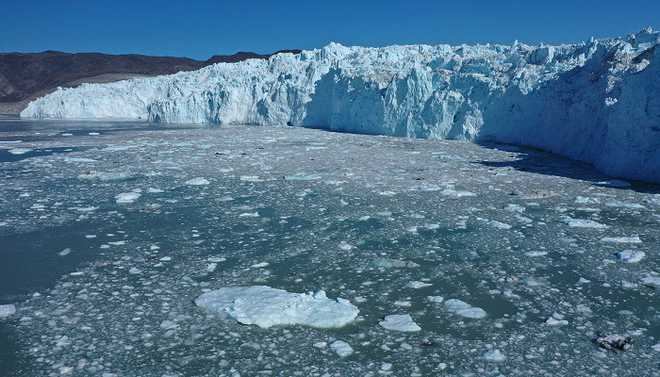 Oldest Ice Patch In Arctic Is Disappearing Faster