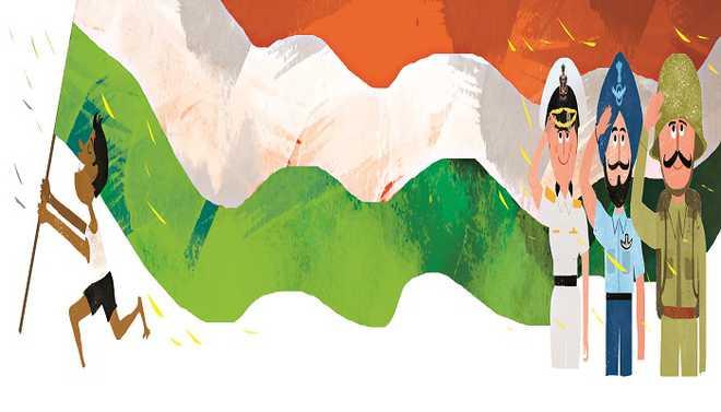 Varsha: Diversity And Brotherhood Makes India Great