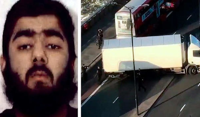 London Attacker Had Pak Links