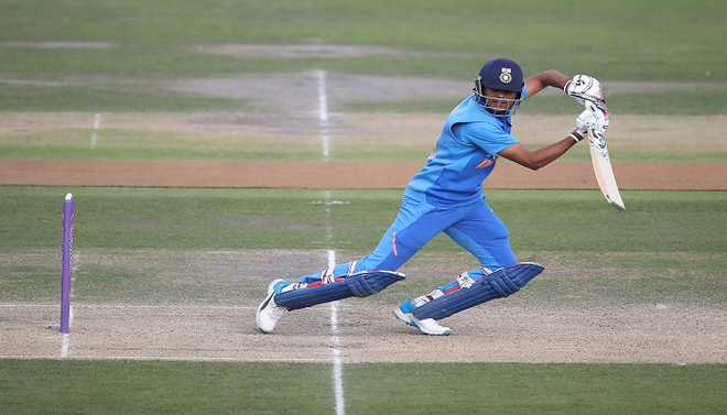 Priyam Garg to lead at ICC U-19 WC