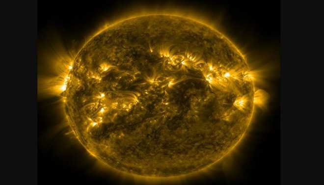 Study Cracks The Mystery Of Sun's Magnetic Waves