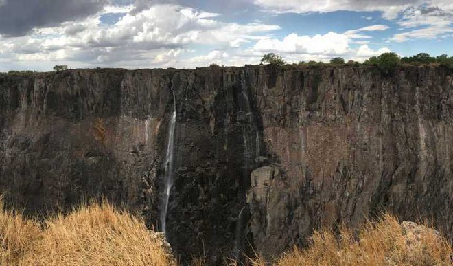 Why Victoria Falls Have Dried