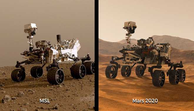 NASA To Launch 'Mars 2020' Rover