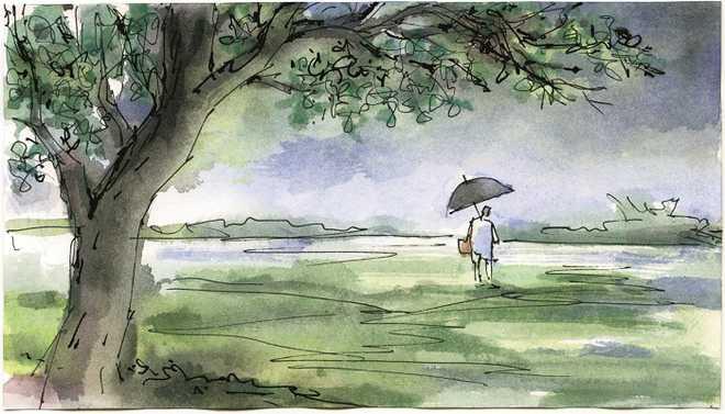 Prakriti: Rain Reminds Me Of My Mother