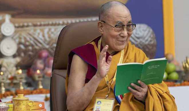 Dalai Lama Pens Book For Kids