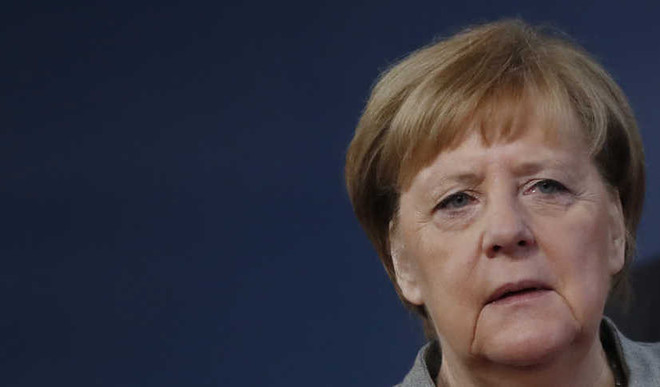 Merkel Tops Forbes Most-powerful Women List
