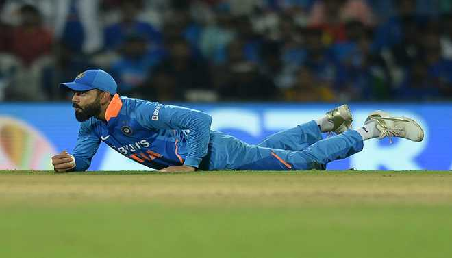 Have Fielding Standards Of Indian Team Deteriorated?