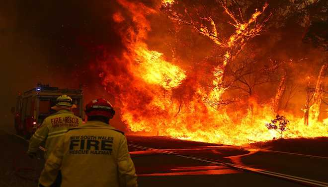 Is Australia Bushfire Calling For Climate Action?