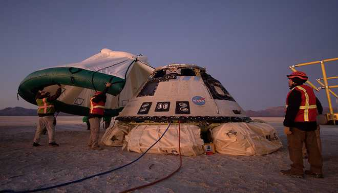 Boeing Starliner Returns Safely After A Shaky Mission