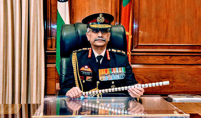 Mukund Naravane Is India's 28th Army chief