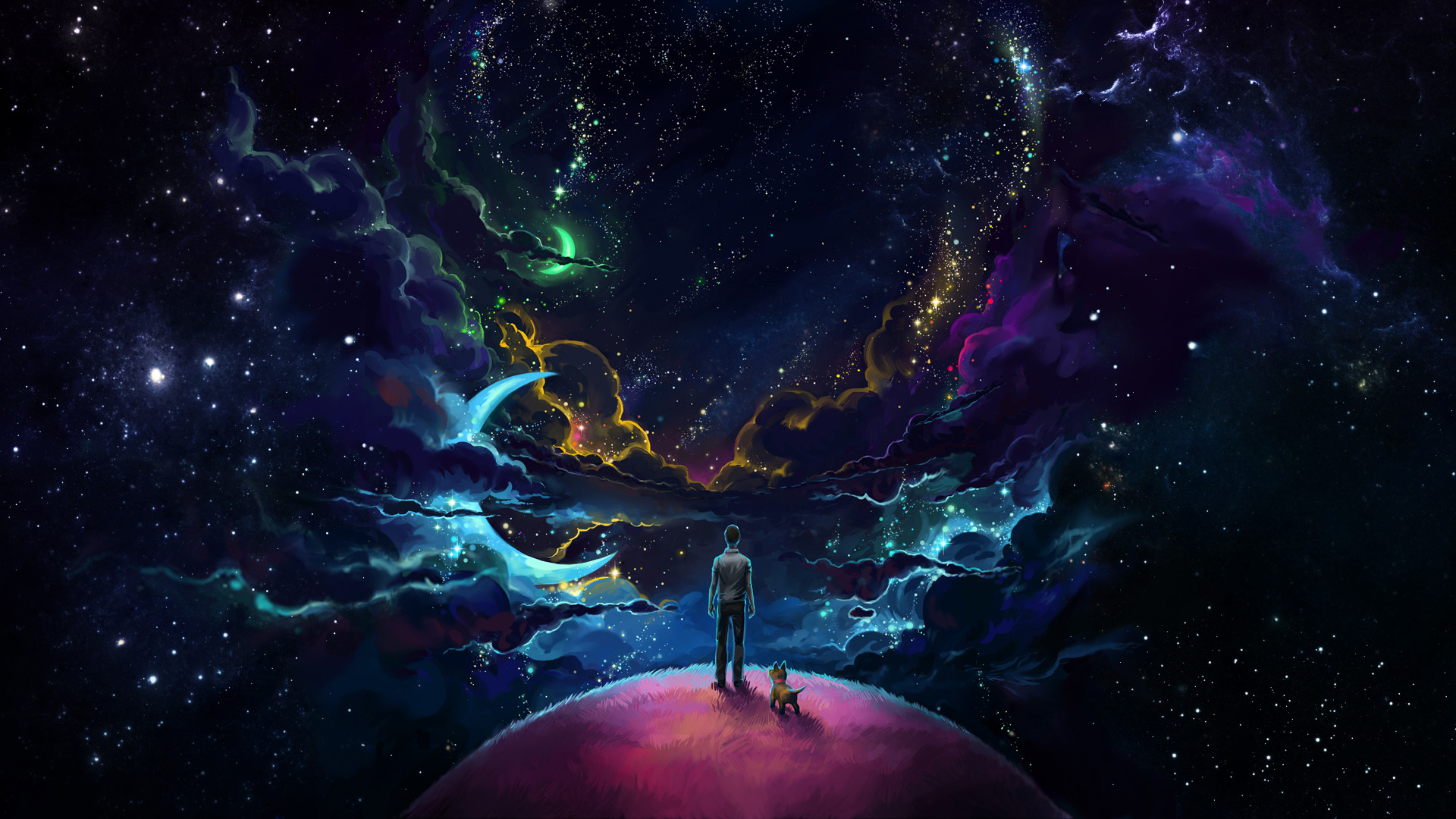 Atharva's Poem On 'View Of The Universe'