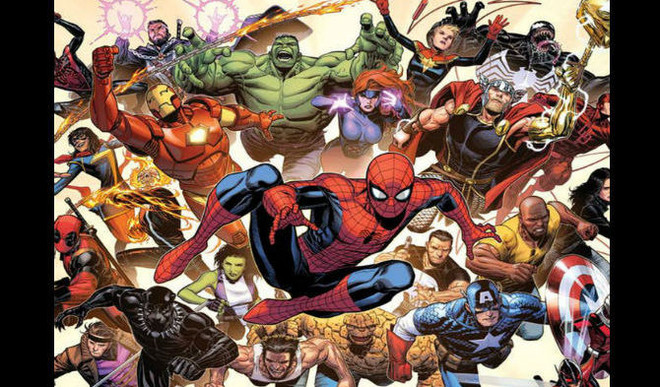 Marvel Comics To Be Adapted Into Audiobooks