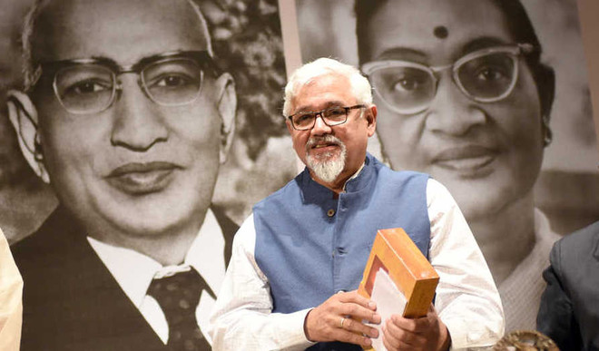 Amitav Ghosh Conferred With Jnanpith Award