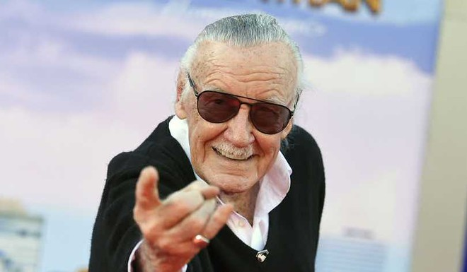Stan Lee's Novel To Release This Year
