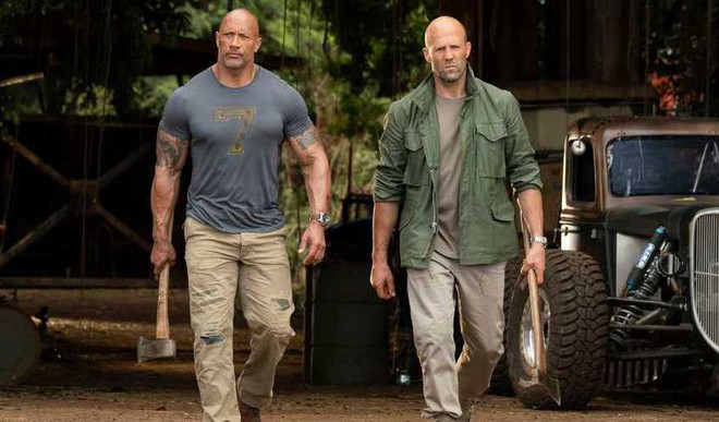 Review: 'Fast & Furious: Hobbs & Shaw'
