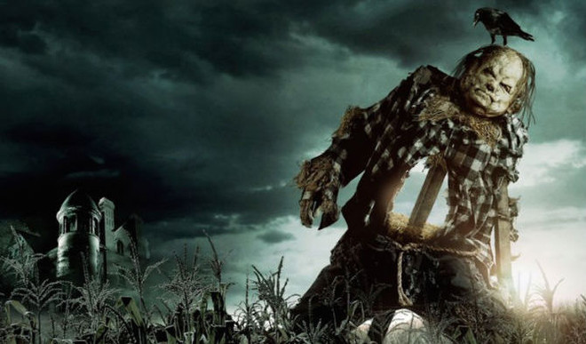 Movie Review: Scary Stories To Tell In The Dark