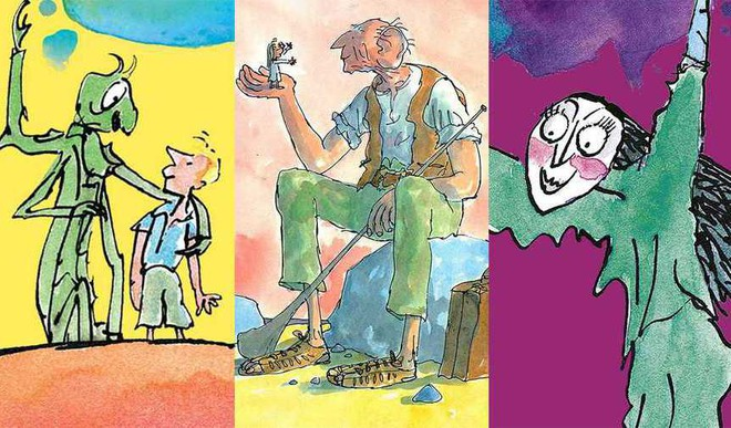 10 Words Invented By Roald Dahl