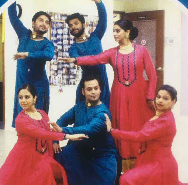 Dance Performance Khoj