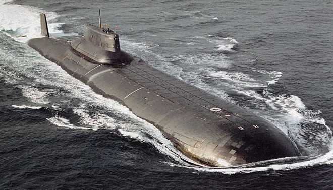Uxsshann: Russia's Akula-Class Nuclear Submarines