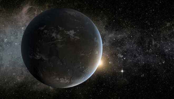 Possible 'Super-Earth' Discovered