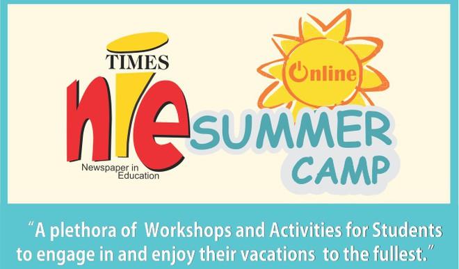 Times NIE Online Summer Camp